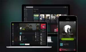 Spotify neues Design