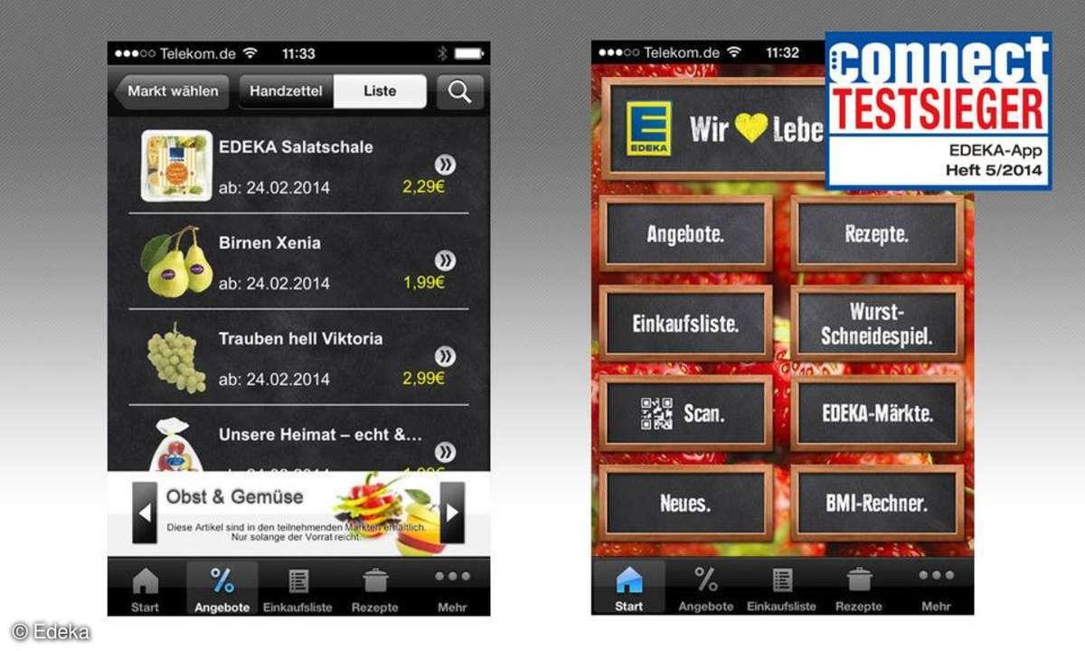 Edeka-App