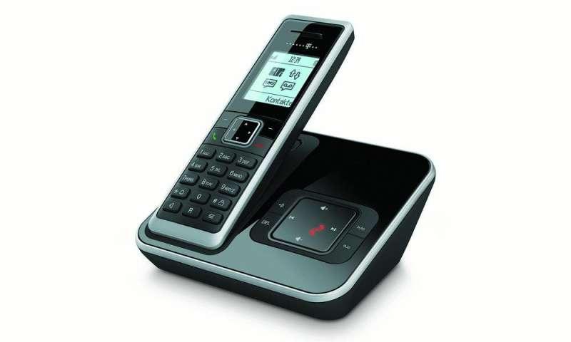 Telefon App Telekom