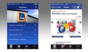Aldi-Süd-App