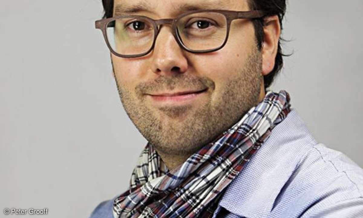 Peter Grooff, Beyerdynamic