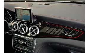 GLA AMG Cockpit