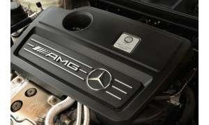 GLA AMG Motor
