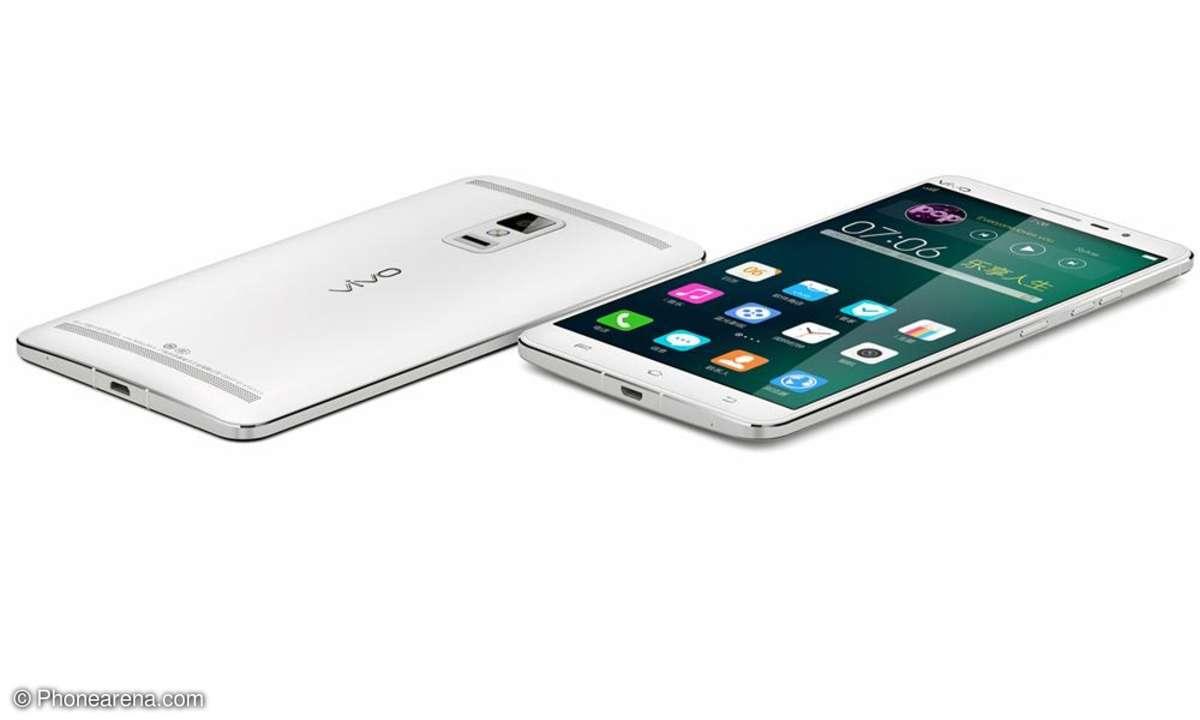 Vivo Xplay 3S,2K-Display