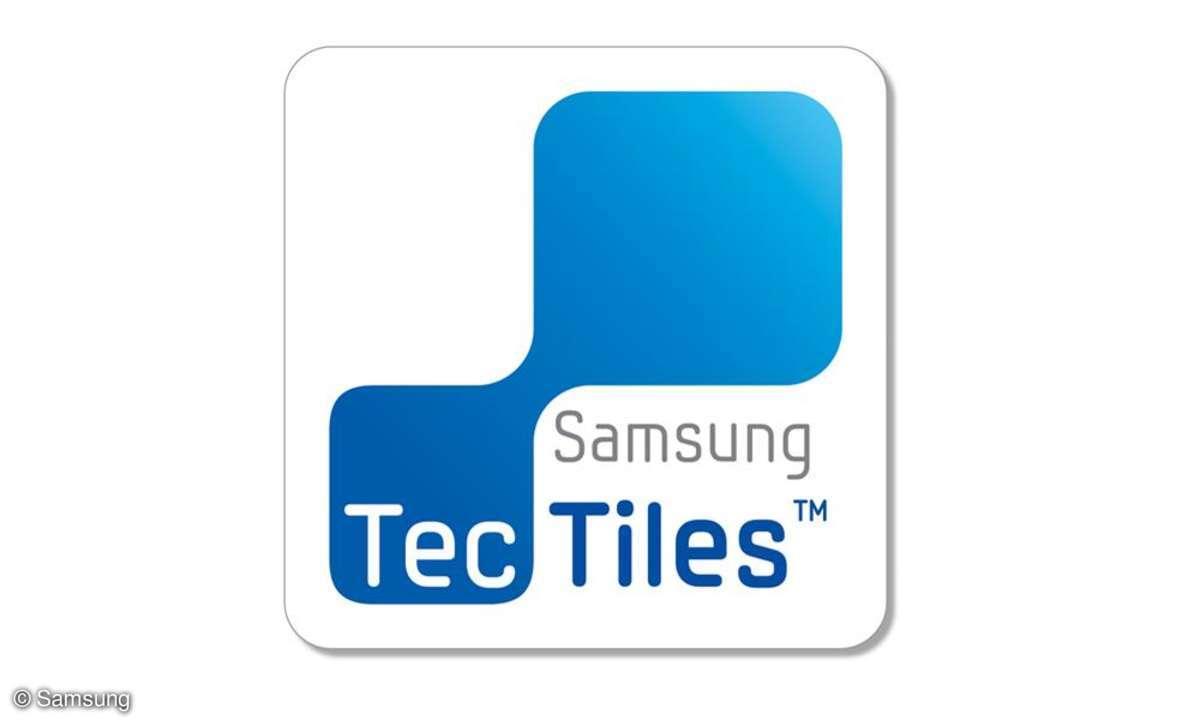Samsung TecTiles, TecTiles App