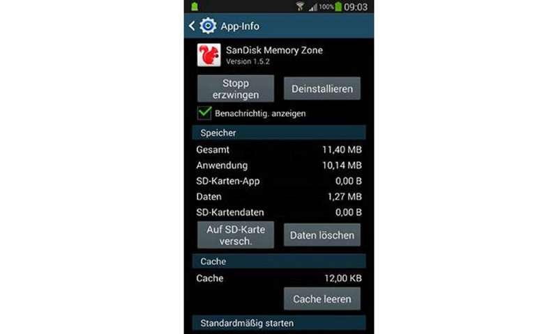 Fotos Auf Sd Karte Verschieben S4.Smartphone Tipps Samsung Galaxy S4 Apps Auf Speicherkarte
