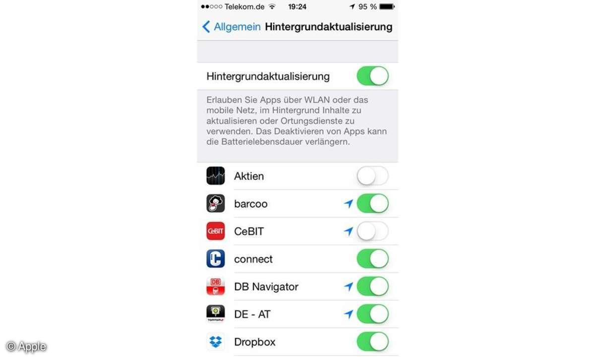 Smartphone Tipps & Tricks - Apple