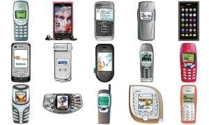 Nokia Handy-Historie