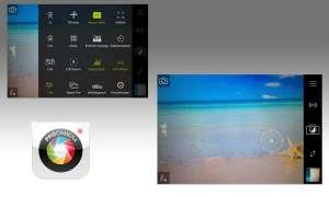 Fotografie, App, Procamera