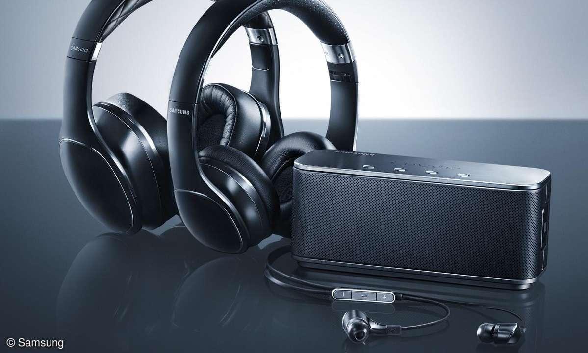 LevelSeries Black Samsung