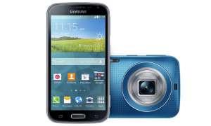 Samsung Galaxy K zoom,Kamera Smartphone