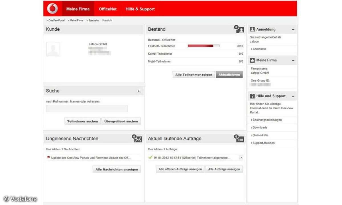 Vodafone OfficeNet