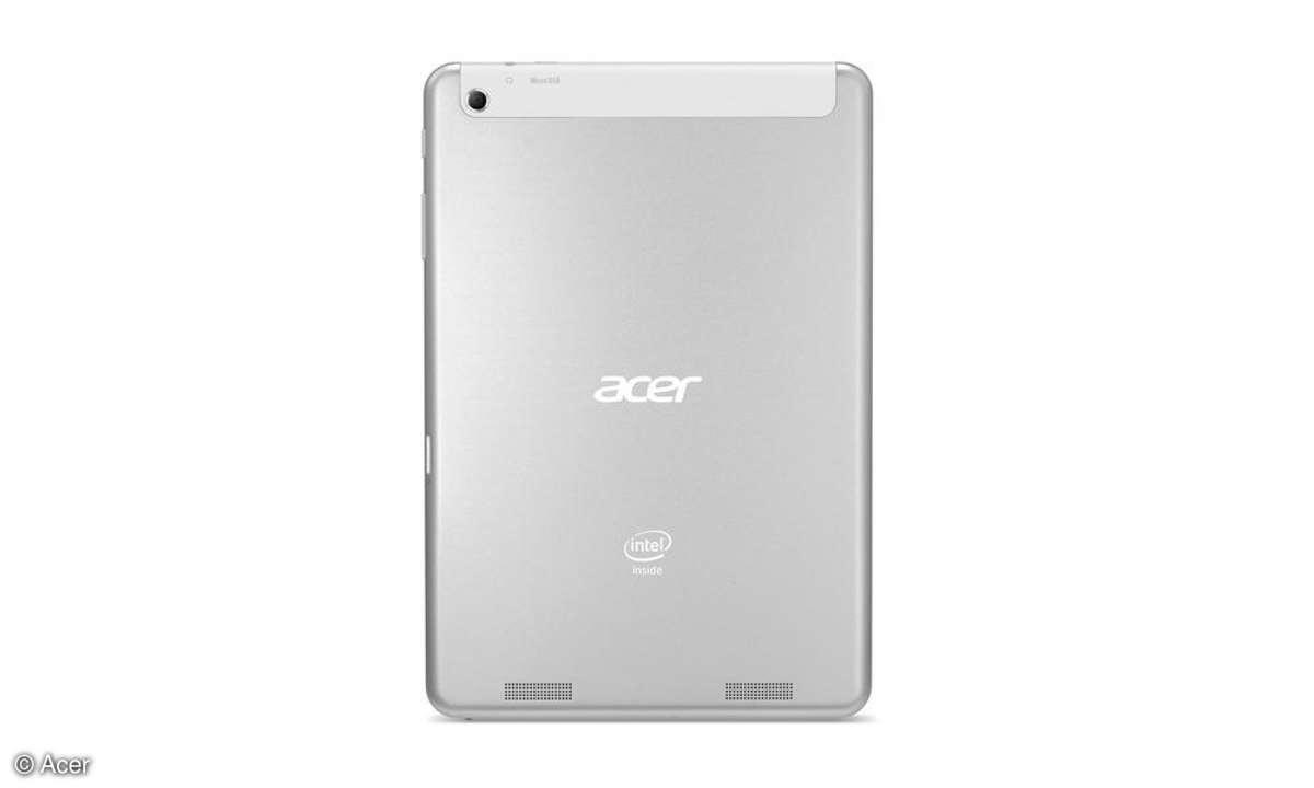 Acer, Apps, Hülle