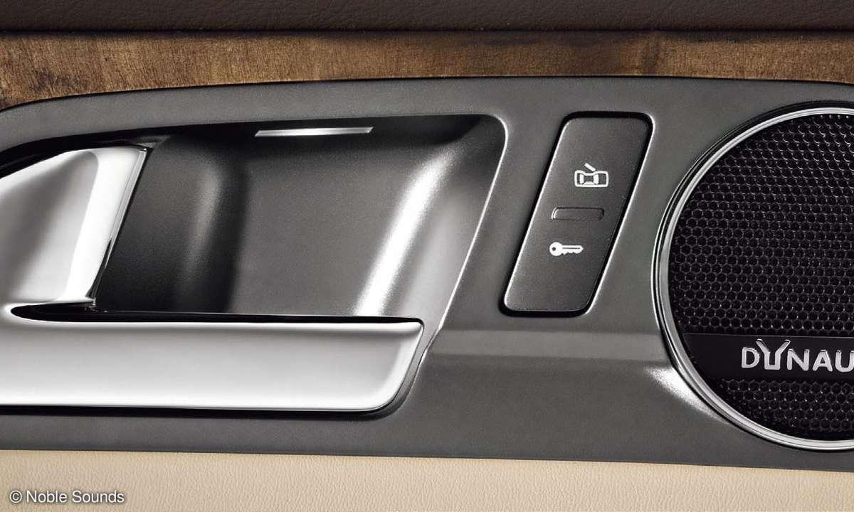 VW Phaeton Boxen