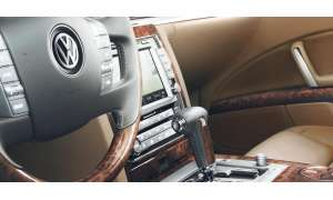 VW Phaeton Cockpit