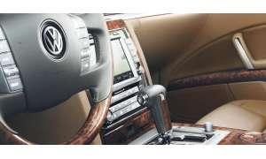VW Phaeton Cockpit