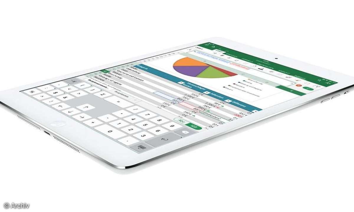 iPad, Office , Mobil
