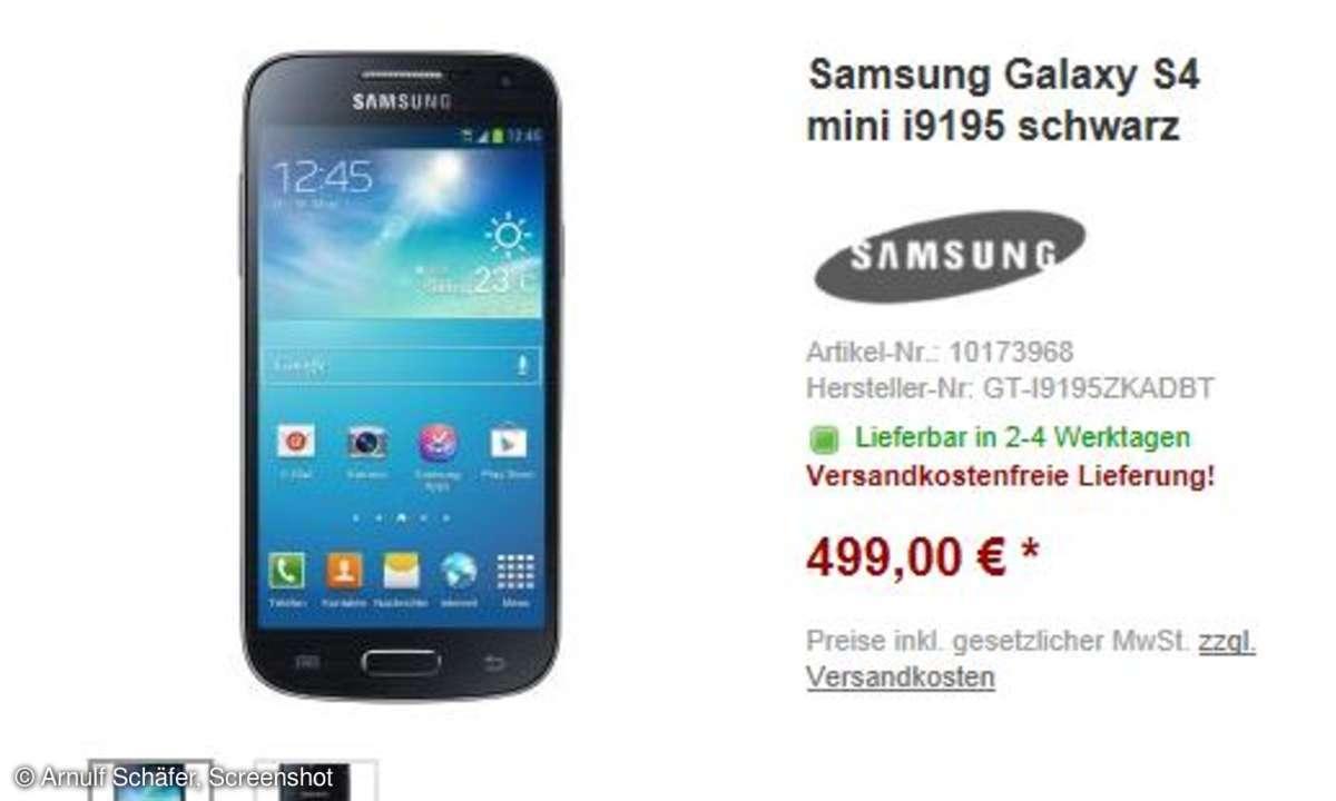 Samsung Galaxy S4  mini,hoh