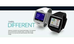 Qualcomm Toq,Smartwatch