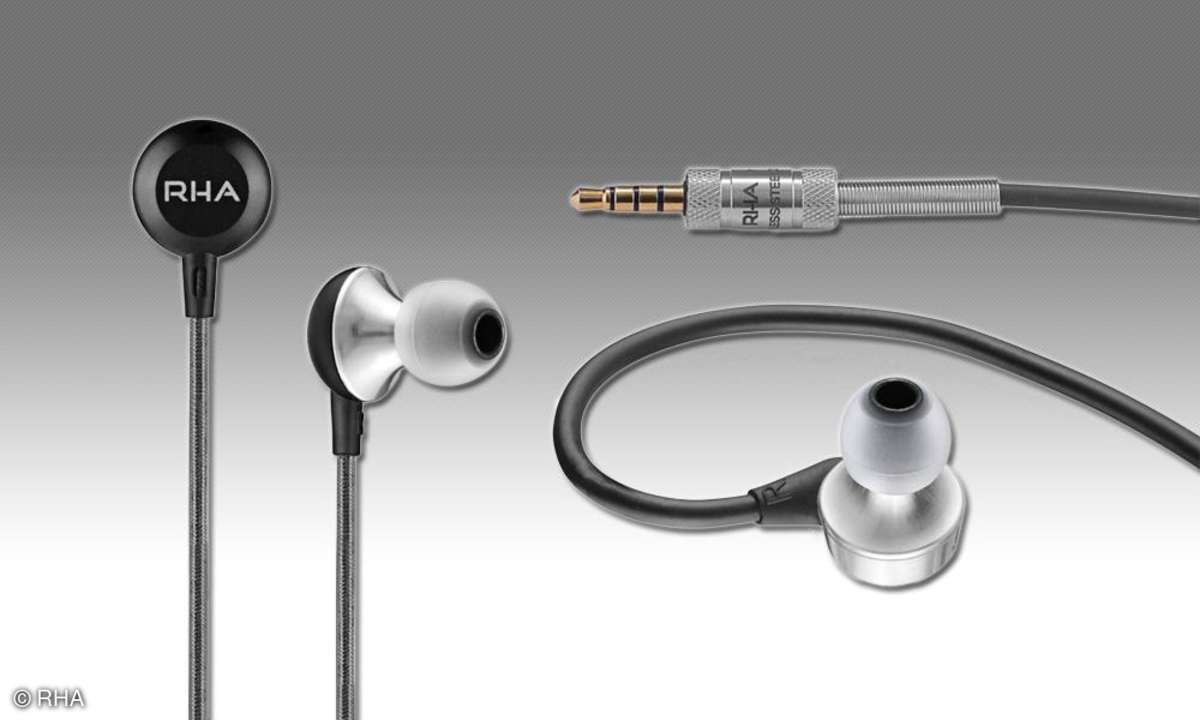 RHA In-Ear-Kopfhörer