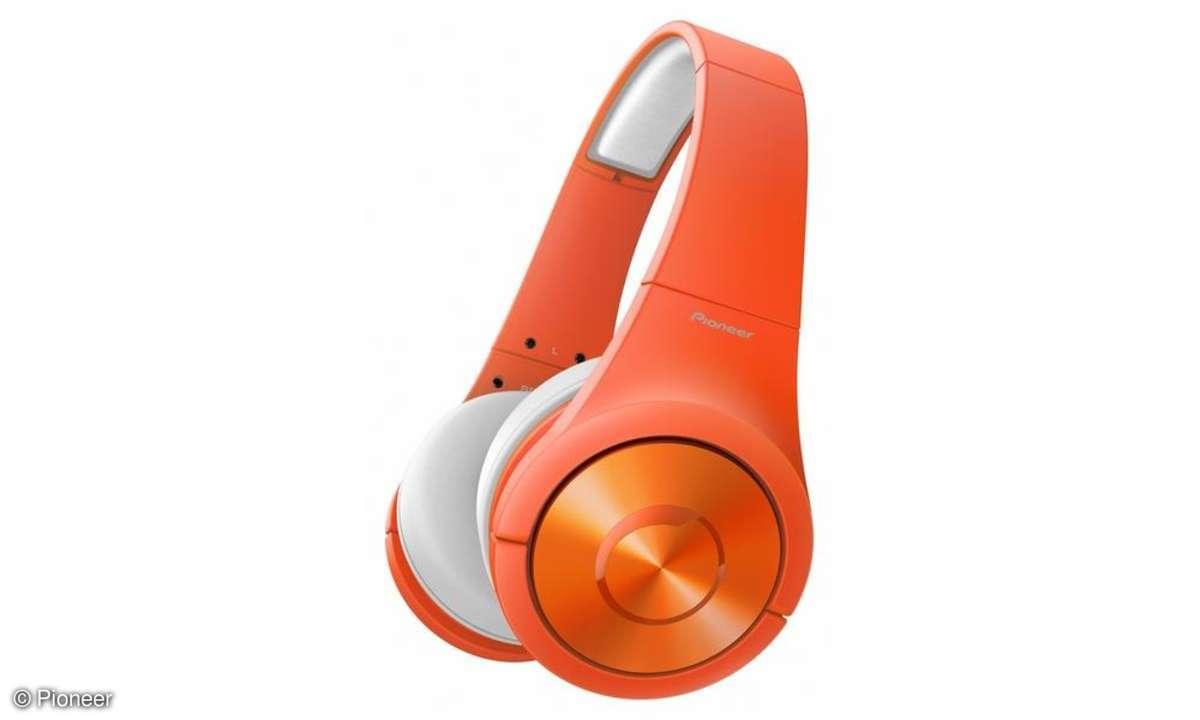 Pioneer MX7, Kopfhörer