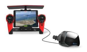 Oculus Rift und Parrot Skycontroller