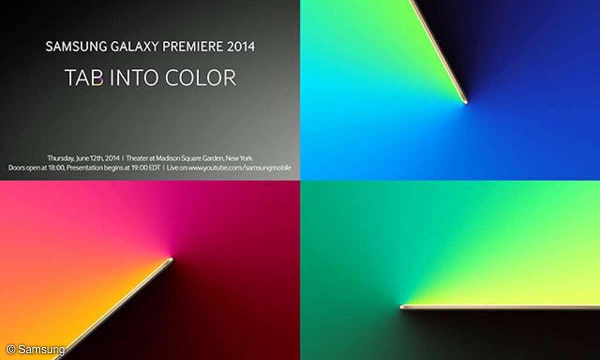 Samsung Galaxy Tab S,Samsung