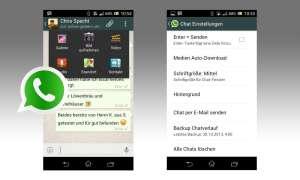 Whatsapp Displays