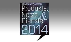 Community Award: Netze und Dienste 2014