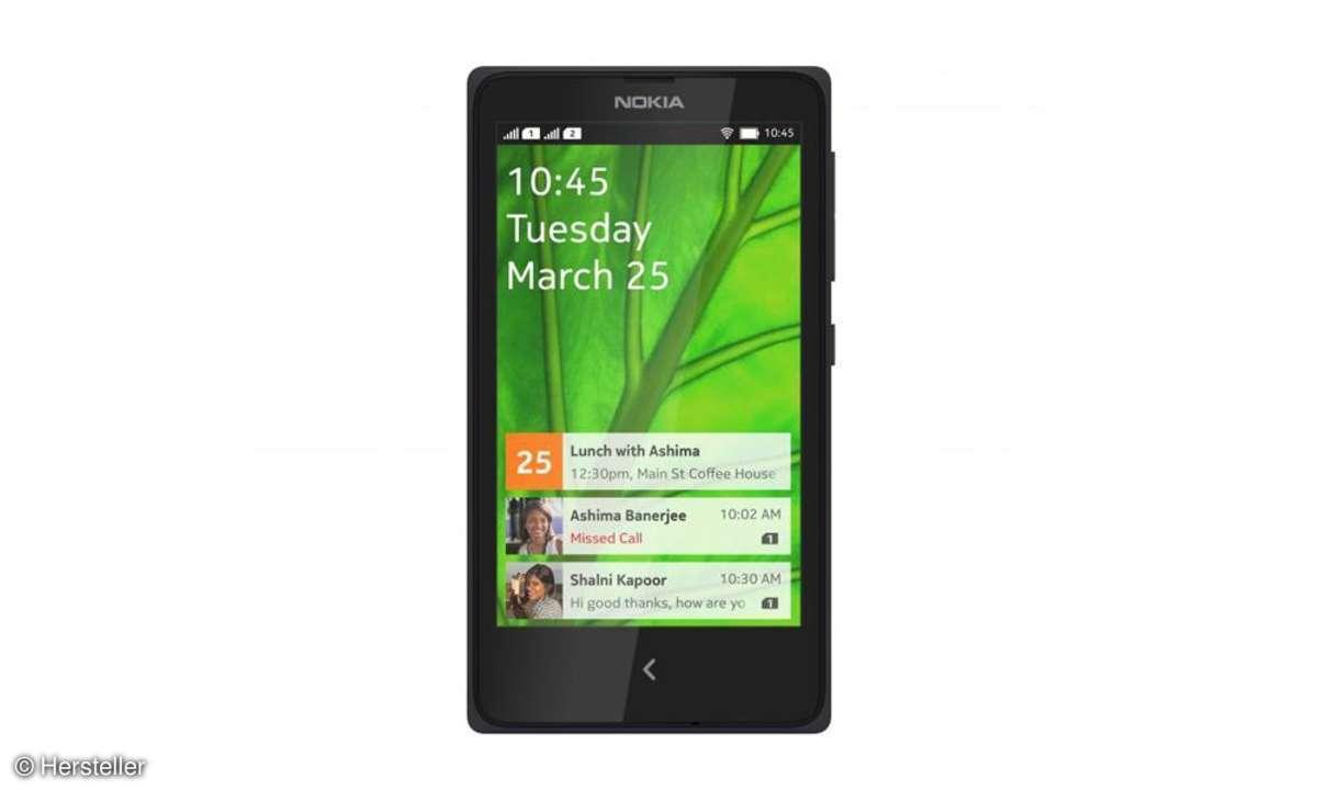 Nokia X, Nokia X+