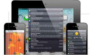 Das Notification Center von iOS 5
