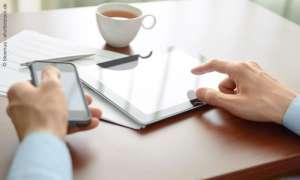 Smartphone als mobiles Büro