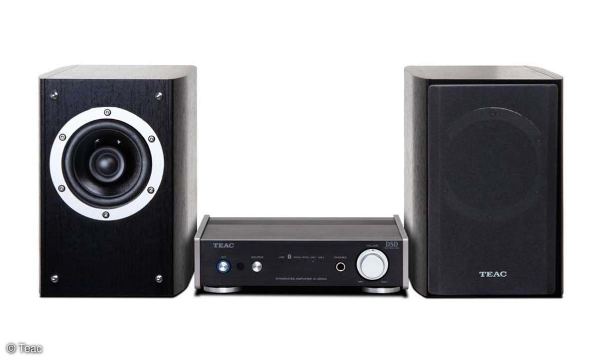 Teac Reference 301 Serie