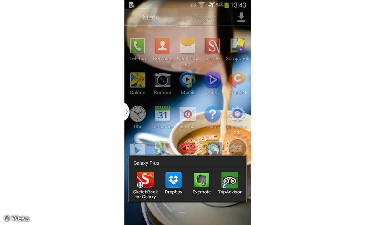 Galaxy Note 3 Neo, Screenshots, Sketch Book
