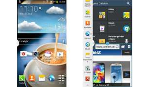 Galaxy Note 3 Neo, Screenshots, Multi Window
