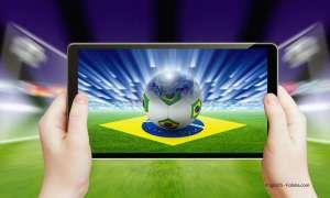 Fußball WM 2014 Brasilien