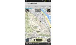 ADAC Wanderführer Deutschland 2013, App