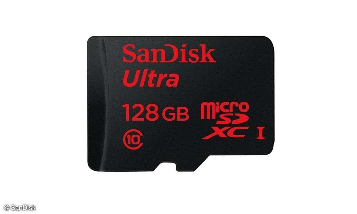SanDisk Ultra MicroSD XC