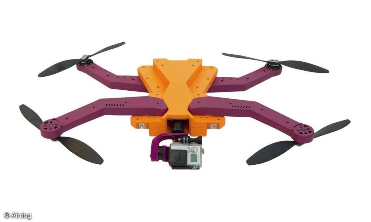 Airdog-Drohne