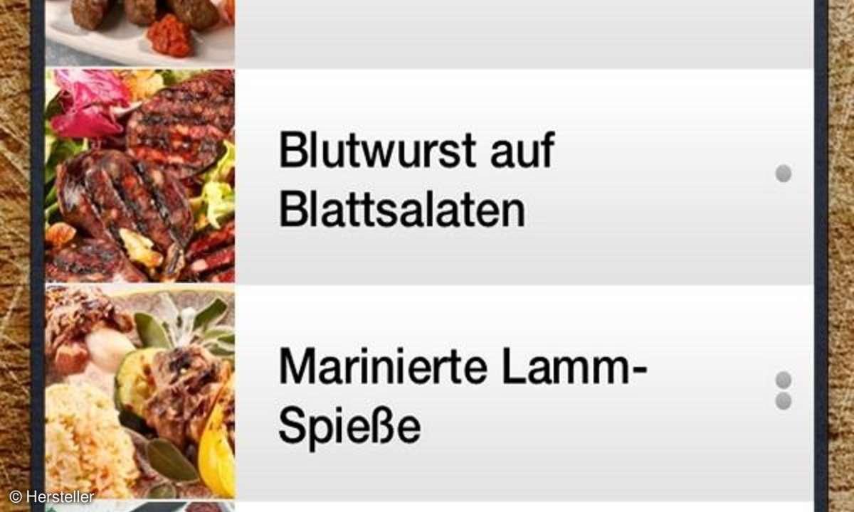 Grill-App Landmann