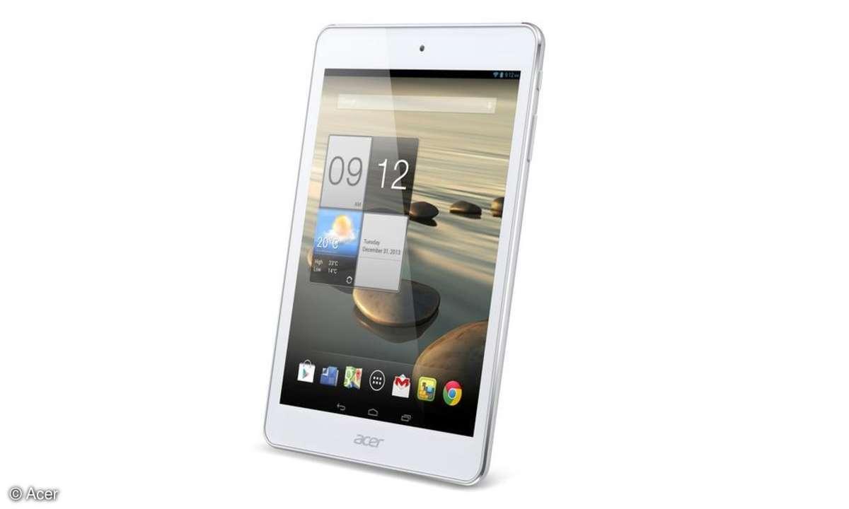 Acer, Apps, Tablet
