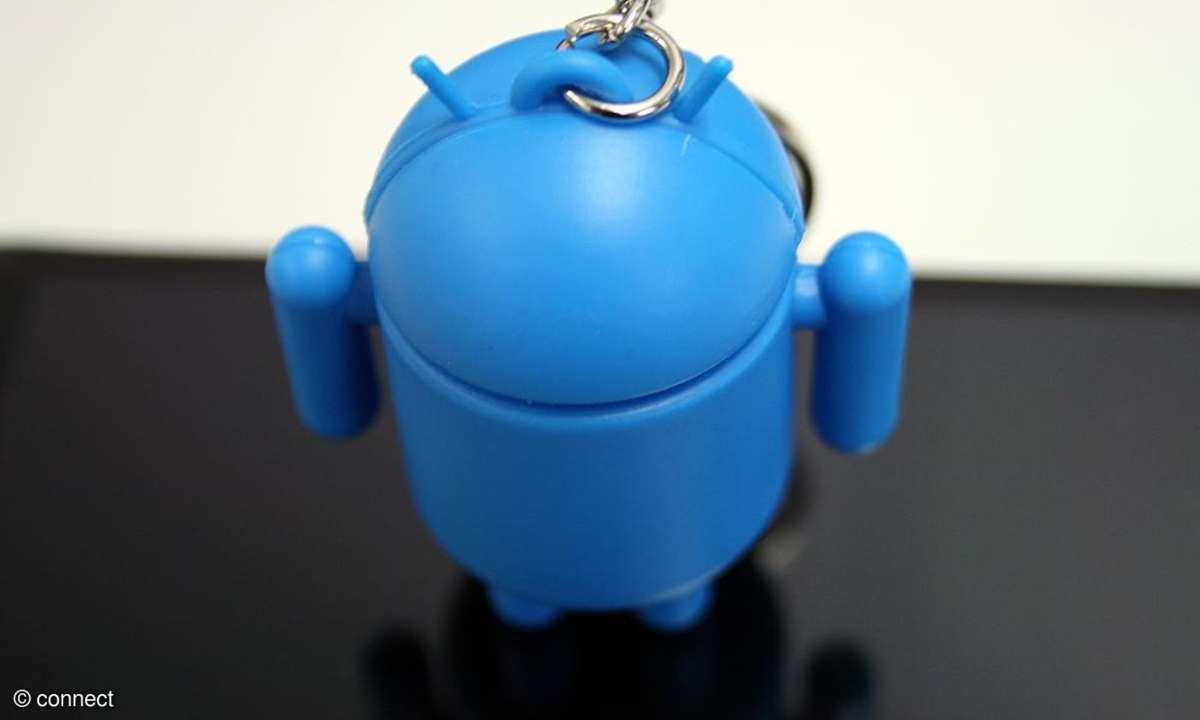 Google veröffentlicht unerwatert Android-Update