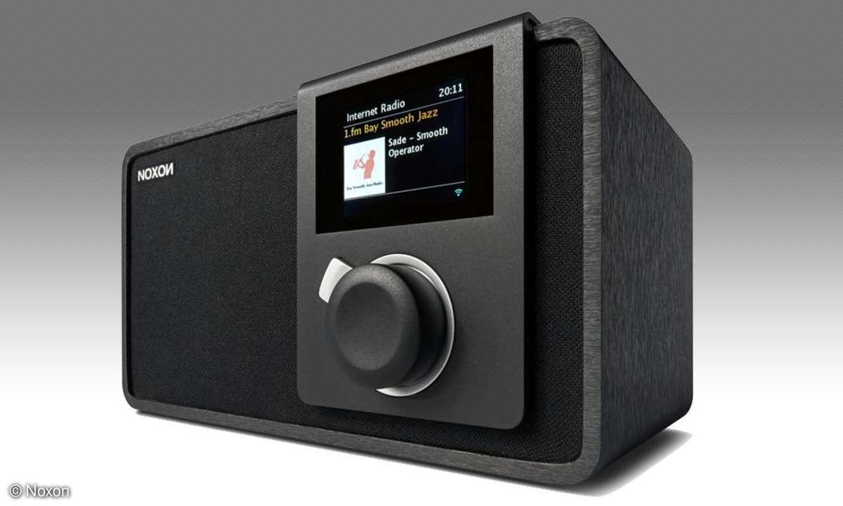 Internet-Radios: Noxon iRadio 310 im Test