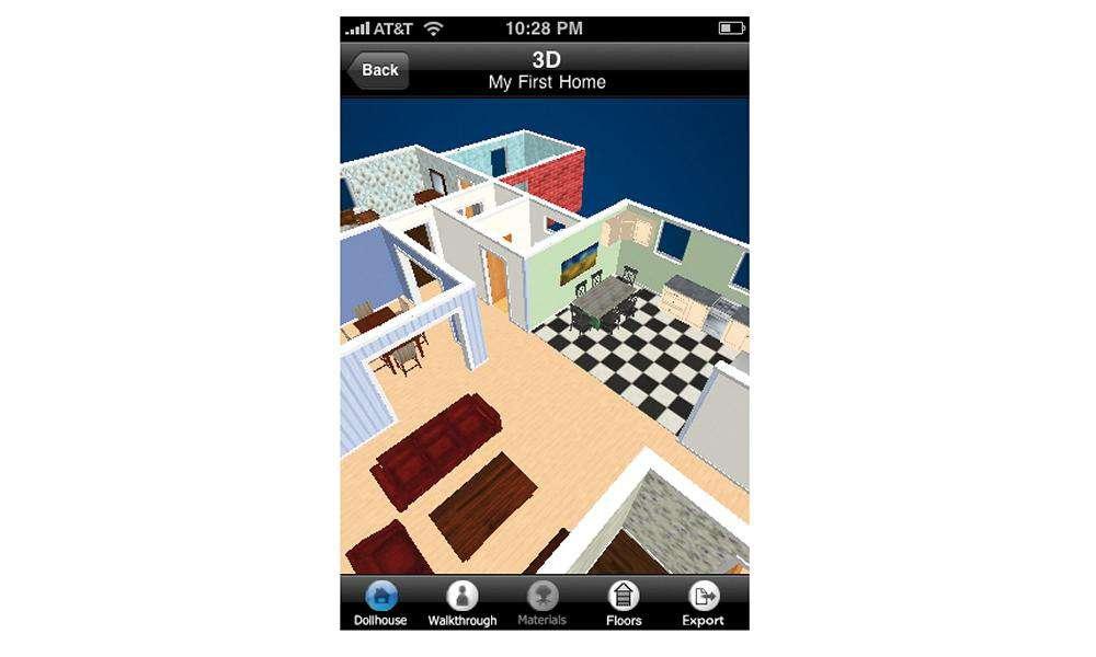 Apps Zur Einrichtung Homedesign 3d Leistungsfähige App Zur