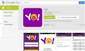 Yo Google Play