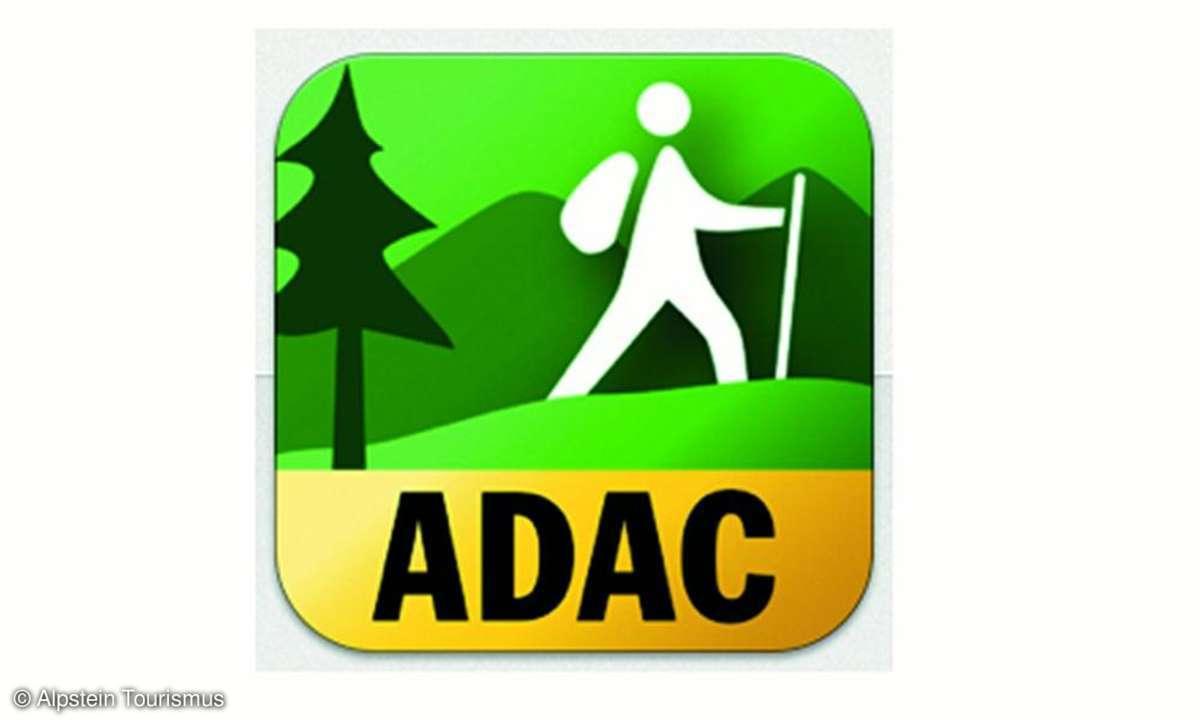 ADAC Wanderführer Deutschland 2013