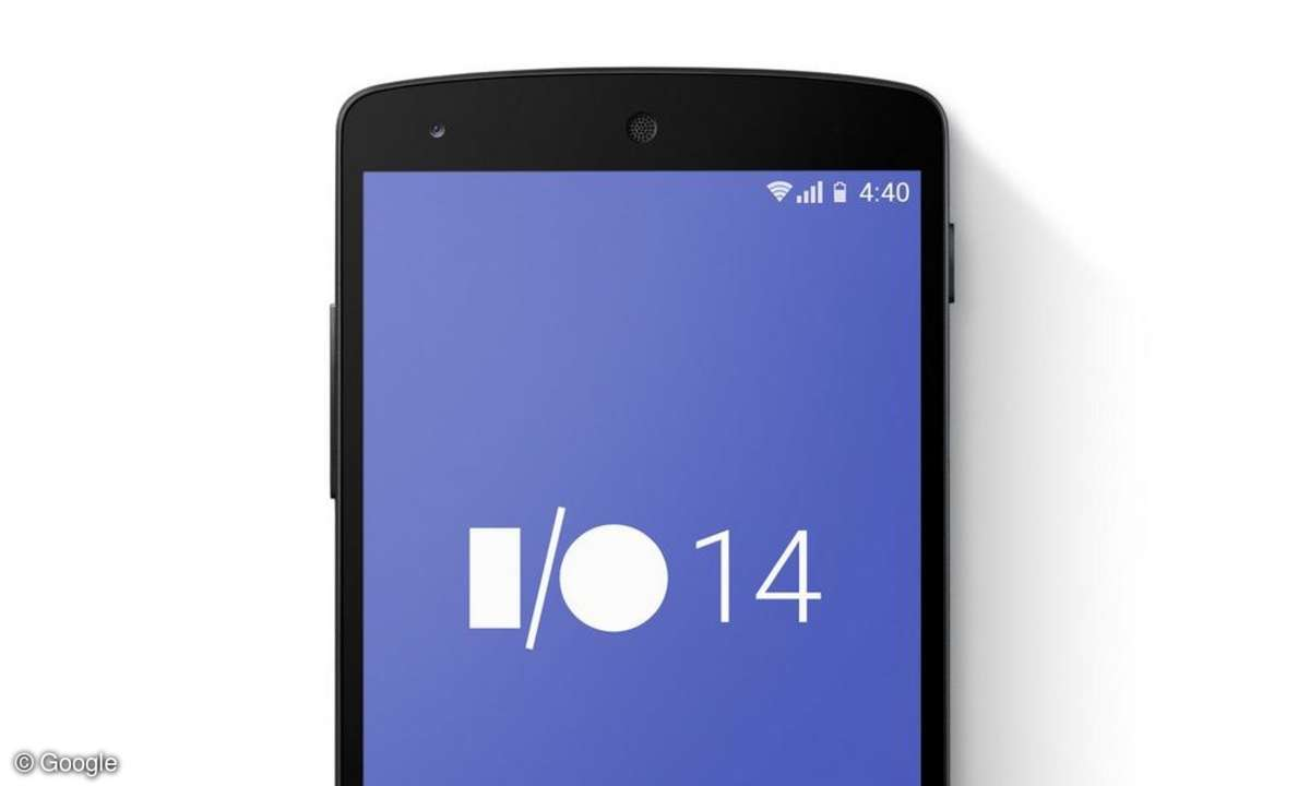 Google I/O 2014 Vorschau
