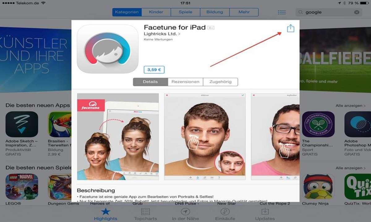 Bezahlen in Apples App Store