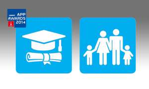 App Awards - Kategorien Bildung & Wissen und Familie & Lifestyle