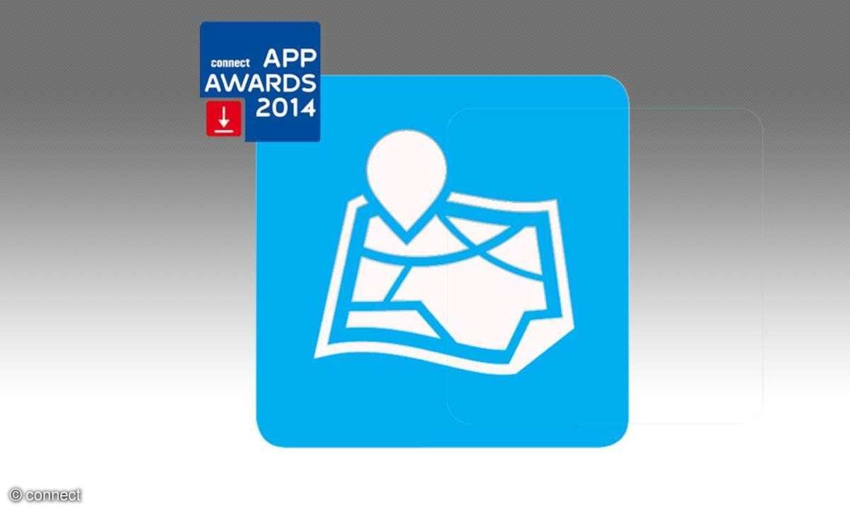App Awards - Kategorien Reise & Verkehr